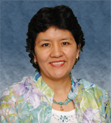 Photograph of Dr. Indira Guzman