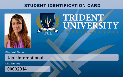 Student id card template images student id card template pronofoot35fo Images